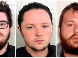Sechs Verdächtige festgenommen: US-Neonazis planten wohl Rassenkrieg