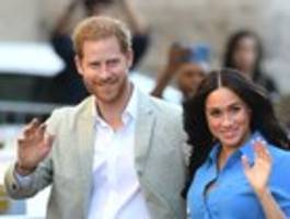 """Harry und Meghan verlieren Titel """"Königliche Hoheit"""" und müssen Geld  zurückzahlen"""