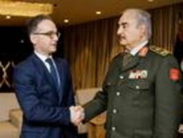 Koalition offen für Bundeswehr-Einsatz in Libyen