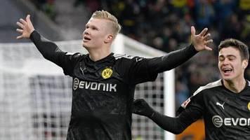 Reaktionen auf Sensationsdebüt: Dem BVB ist ein Haaland geboren: So feiern die Fans Dortmunds neuen Superstar