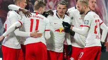 Bundesliga: Werner und Sabitzer treffen: Leipzig dreht Spiel gegen Union