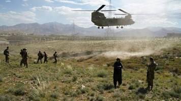 Taliban wollen bis Ende Januar Friedensabkommen mit den USA erreichen
