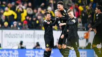1. Bundesliga: Drei Tore in 20 Minuten: Haaland feiert Sensationsdebüt im BVB-Dress