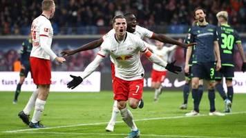 1. Bundesliga: Leipzig behauptet die Tabellenspitze - BVB dreht dank Haaland verrücktes Spiel