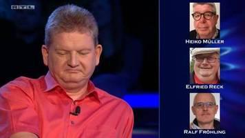 Quiz-Show auf RTL: Mailbox-Irrsinn bei Wer wird Millionär: Vier Telefonjoker gehen nicht ran