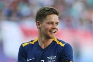 Fußball: Ex-Leipziger Dominik Kaiser wechselt zu Hannover 96