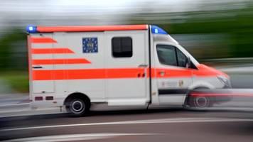 86-jähriger autofahrer bei unfall in oberbayern verletzt