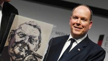 Ludwig-Erhard-Gipfel: Freiheitspreis für Fürst Albert II.