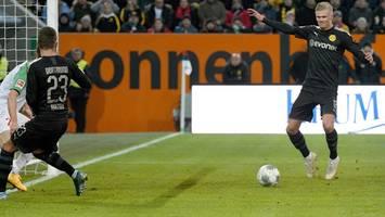Drei Tore im ersten Bundesliga-Spiel: So lief das Debüt von BVB-Neuzugang Erling Haaland