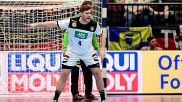 Handball-EM: Deutschland vs. Kroatien – Golla kann die Kroaten stoppen
