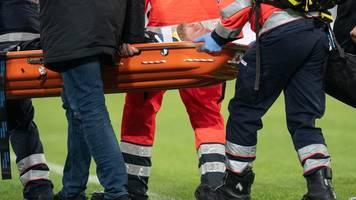 werder-neuzugang verletzt - torwart prallt mit mitspieler zusammen: vogt im krankenhaus