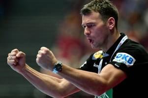 heiße partie: dhb-team vor schlüsselspiel gegen kroatien