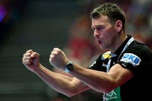 heute deutschland gegen kroatien - handball im live-tv und stream: free-tv - ard oder zdf?