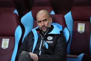 Pep Guardiola will bei Man City bleiben