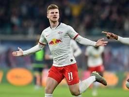 Das war das beste Tor: Werner befreit RB von Herbstmeister-Last