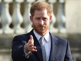 Gab keine andere Möglichkeit: Prinz Harry erklärt seine Rückzugs-Entscheidung