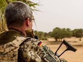 Kritik an Vorstoß von AKK: Deutscher Libyen-Einsatz noch kein Thema