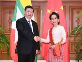 Peinliche Übersetzungspanne: Facebook nennt Xi Jinping Herr Drecksloch