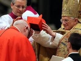 Schützt die Kirche einen Papst?: Bayern bestraft keinen einzigen Missbrauch