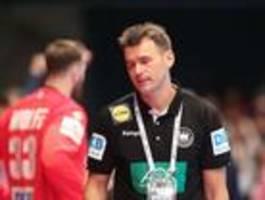Den deutschen Handballern fehlt ein Führungsspieler