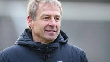Bundesliga: Klinsmann auch länger Hertha-Trainer?
