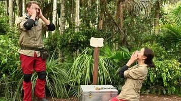 Dschungelcamp, Tag 10: Anastasiya und Raúl zittern bis zum Schluss - am Ende muss keiner gehen