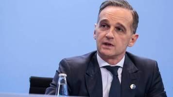 Maas will nicht über europäischen Militäreinsatz in Libyen spekulieren