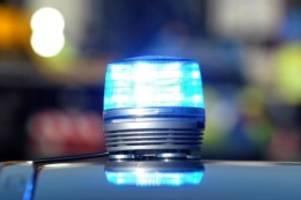 Kriminalität: Mann beobachtet Einbruch: Polizei nimmt Verdächtige fest