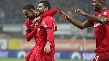 Bundesliga: Gute erste Hälfte und Volland: Leverkusen siegt in Paderborn