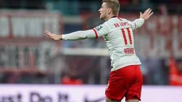 Leipzigs Top-Stürmer: Werner auf Müllers Spuren: «Jetzt soll er 40 Tore schießen»