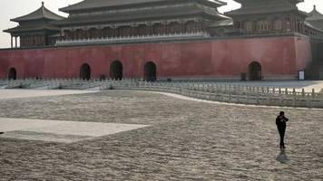 «Wir vermeiden die Touristen»: Mit SUV in die Verbotene Stadt: Empörung über Chinas Reiche