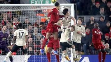 Premier League: Liverpool schlägt Manchester United und baut Vorsprung aus