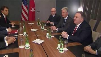 Video: Libyen-Konferenz in Berlin beginnt