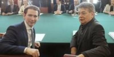 türkis-grüne-koalition in Österreich: resignation wäre reaktionär