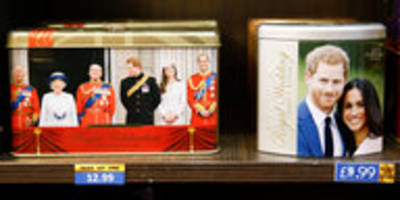 Harry, Meghan und die Royals: Die Queen spricht ein Machtwort