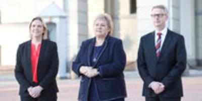 Norwegen droht Koalitionsende: Krise wegen einer IS-Rückkehrerin