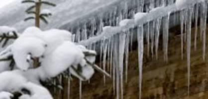 bis -25 grad: steht uns die kälteste nacht des winters bevor?