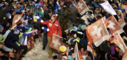 geldsorgen in wengen und adelboden: nun soll der kanton unsere ski-klassiker retten