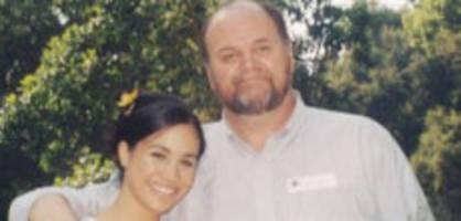 «Verlorene Seelen»: Thomas Markle schiesst gegen Harry und Meghan
