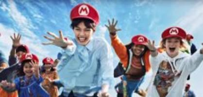 Japan: Neuer Park macht dich jetzt zu Super Mario