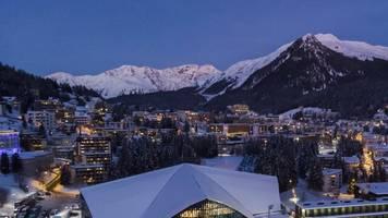 50. Jahrestreffen: Davos: Auf dem Weg vom Weltwirtschaftsforum zum Weltklimaforum