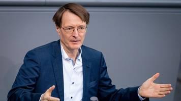 Zeitung: Karl Lauterbach tritt nicht zu Kölner OB-Wahl an