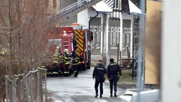Tschechien: Brand in Pflegeheim – mindestens acht Tote,  mehrere Verletzte