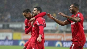 Bundesliga - Gute erste Hälfte und Volland: Leverkusen siegt in Paderborn