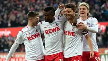 Bundesliga - Keine Verwendung für Poldi: Köln vertreibt Abstiegssorgen