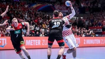 Handball-EM 2020: So verschenkte Deutschland den Sieg kurz vor Schluss
