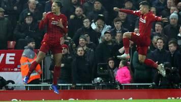 Liverpool marschiert unaufhaltsam Richtung Premier-League-Titel