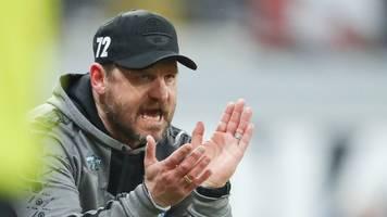 Paderborn-Trainer: Mache mehr Fehler als die Mannschaft