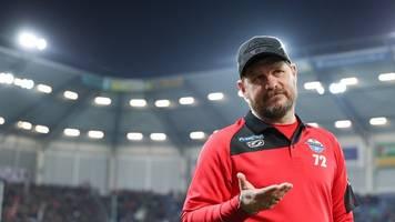 Paderborn-Trainer - Steffen Baumgart: Mache mehr Fehler als die Mannschaft
