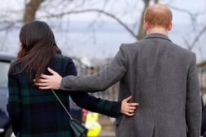 Abtritt statt Rücktritt: Für Harry und Meghan kommt es zum harten Megxit